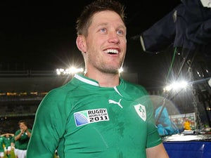 Ireland unchanged for Wales quarter-final