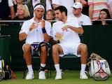 Ross Hutchins, Colin Fleming