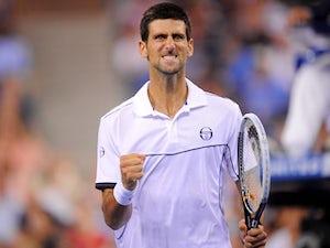 Result: Djokovic reaches Cincinnati semis