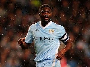 Team News: K Toure starts for Man City