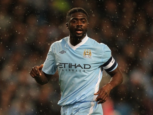 Mancini rules out Toure exit