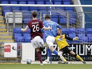 Result: St Johnstone 2-0 Hearts