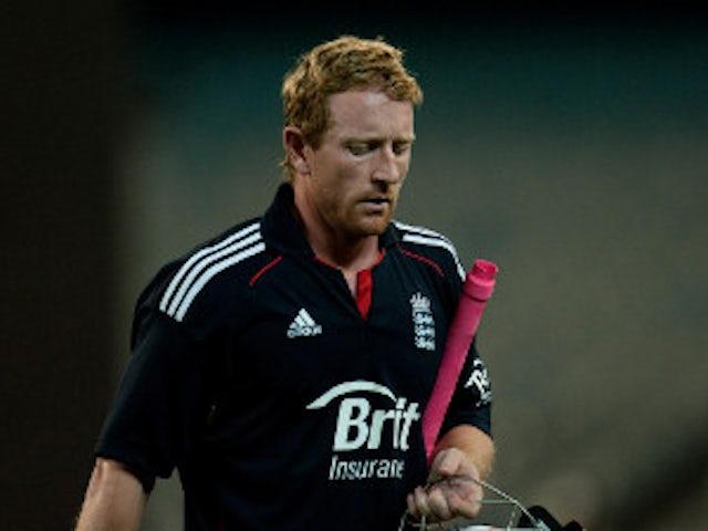 Collingwood blames break for England defeat