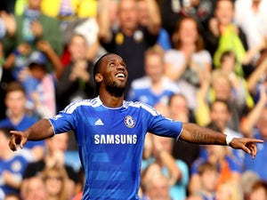 Drogba in ongoing talks with Chelsea