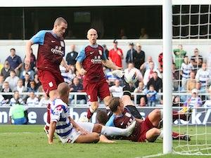 Result: QPR 1-1 Villa