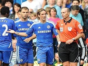Villas-Boas coy on Torres red card