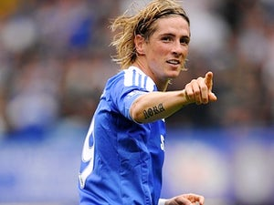 Torres handed red card after scoring