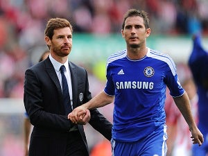 Lampard leaves Chelsea game early