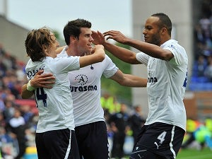Result: Wigan 1-2 Spurs
