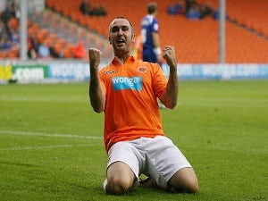 Half-Time Report: Blackpool leading Derby