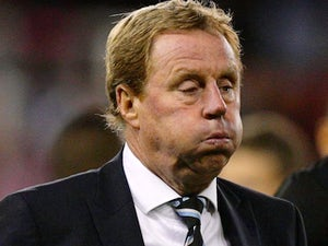 Redknapp rules out Carlos Tevez offer