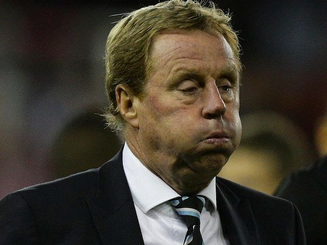 Redknapp would
