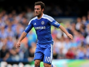 Del Bosque explains Mata omission
