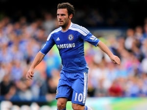 Mata expecting