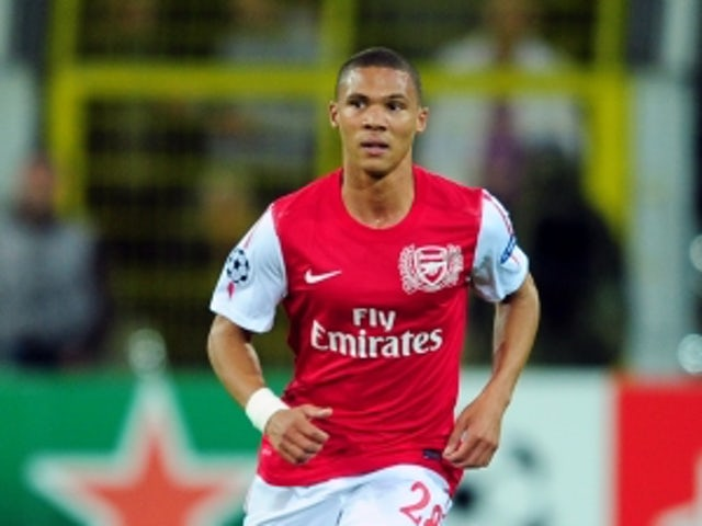 Gibbs sidelined for three weeks
