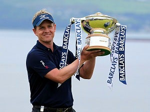 Luke Donald: 'Success is driving me'