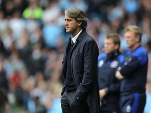 Mancini urges for