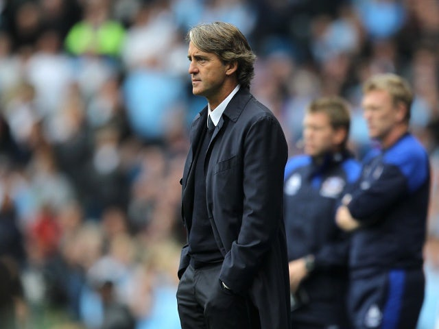 Mancini: City still cannot trust Balotelli