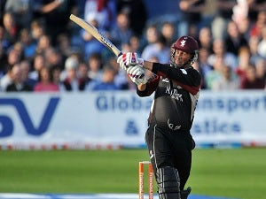 Trescothick wins Most Valuable Player award