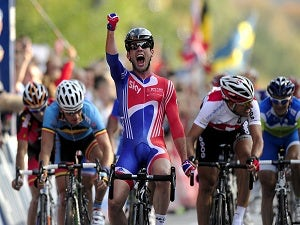 Result: Cavendish becomes World Champion