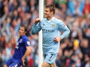 Milner 'frustrated' at Manchester City