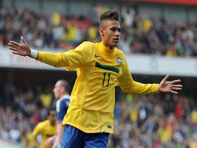 Neymar: 'I want to work with Guardiola'