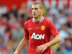 Vidic could return for Liverpool clash