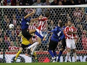 Result: Stoke 1-1 Man United