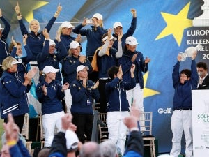 Result: Europe win Solheim Cup