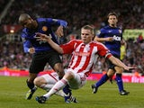 Ryan Shawcross and Ashley Young