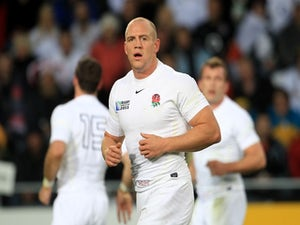 Tindall to become a father