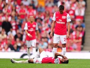 Theo Walcott misses training