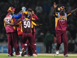 Result: West Indies see off Australia