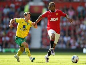Result: Man United 2-0 Norwich