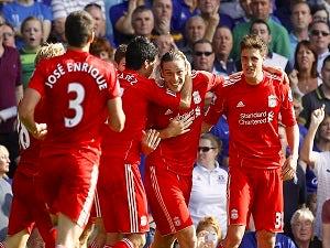 Result: Everton 0-2 Liverpool