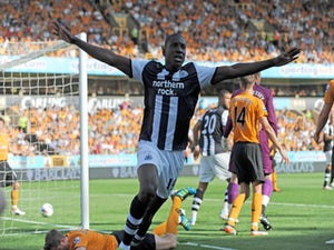 Result: Wolves 1-2 Newcastle