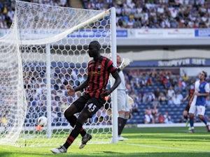 Result: Blackburn 0-4 Man City