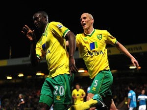Result: Norwich 2-1 Sunderland