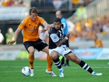 Leon Best and Christophe Berra