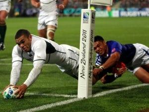 Result: South Africa 13-5 Samoa