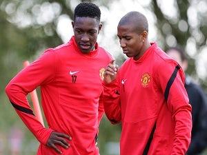 Team News: Welbeck plays as lone striker