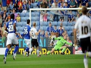 Result: Leicester 4-0 Derby