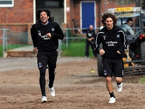 Coloccini plays down Magpies Euro hopes