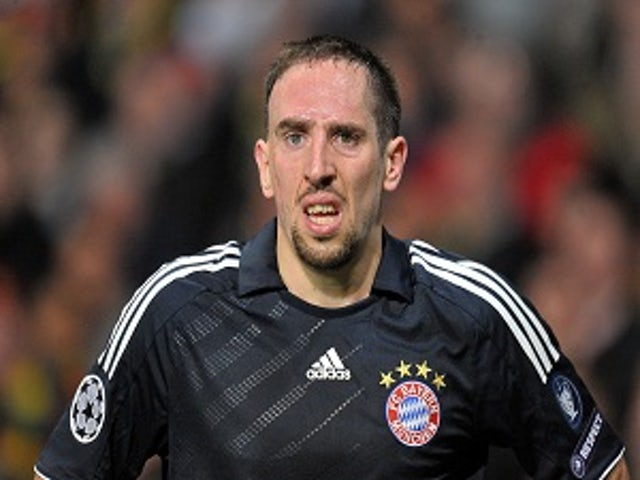 Ribery: 'Guardiola's system is weird'
