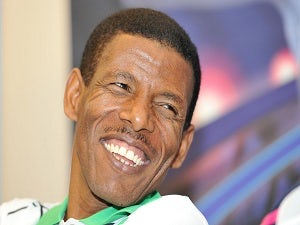Gebrselassie targets Olympic success