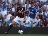 Alan Hutton and James McCarthy