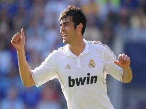 Kaka thanks Mourinho for keeping faith