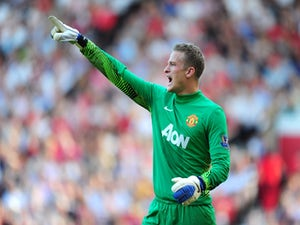 Lindegaard praises United youngsters