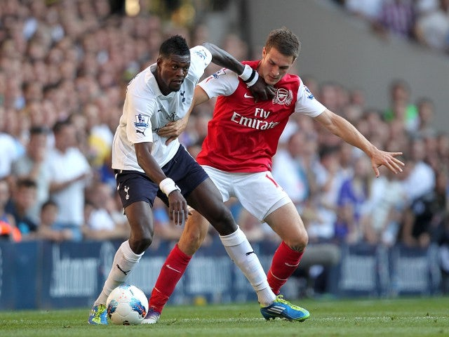Ramsey happy with new role