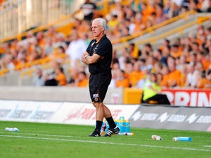 Wolves boss McCarthy: 'We're hurting'